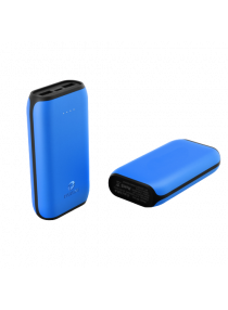 Rukini Premium External Battery 12000mAh  with (0.66ft/0.2m) Micro USB Charge& Sync Cable - Blue