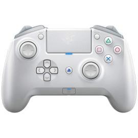 Razer Raiju Mercury Tournament Edition Wireless Gaming Controller For PlayStation 4 - Mercury White