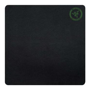 Razer Gigantus Cloth Gaming Mousepad: 5mm Rubberized BaseTeam Razer Edition - Classic Black