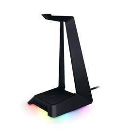 Razer Chroma Base Station Headset Stand with USB Hubfor PC, Black