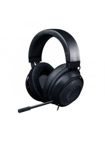 Razer Kraken Over-Ear Gaming Headphones With Mic - Black