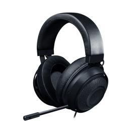 Razer Kraken Over-Ear Gaming Headphones With Mic - Black
