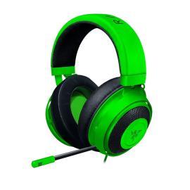 Razer Kraken Over-Ear Headphones With Mic - Black/Green