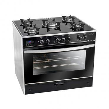 Unionaire i Chef 5 Burners Gas Cooker - 60×90 cm