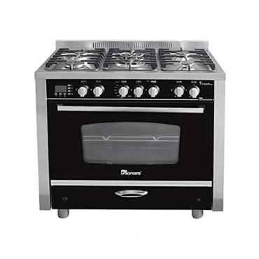 Unionaire  i COOK Stove 5 Burners Gas - 60×90 cm