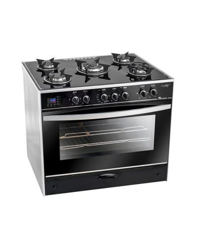 UNIONAIRE I CHEF 5 BURNERS GAS COOKER - 60×80 CM