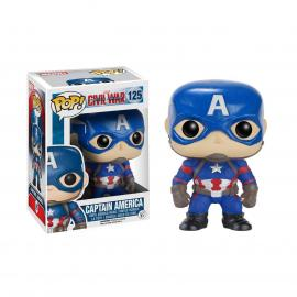 POP Marvel: Civil War - Captain America