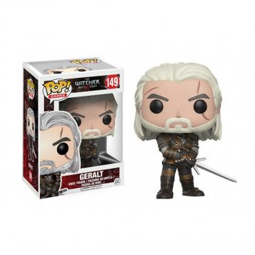 POP Games: The Witcher - Geralt