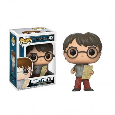 POP Harry Potter - Harry with Marauders Map