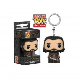 POP Keychain: Game of Thrones: S7 Jon Snow