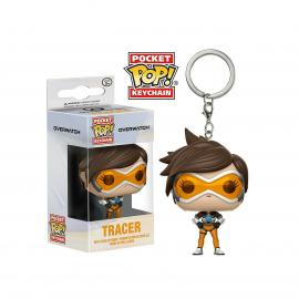 POP Keychain: Overwatch - Tracer