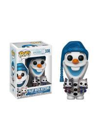 POP Disney: Olaf's Frozen Adventure - Olaf w/ cats