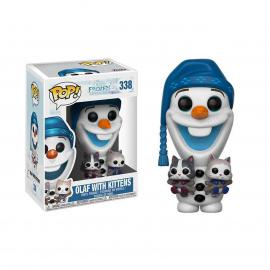 POP Disney: Olaf's Frozen Adventure - Olaf w/ cats