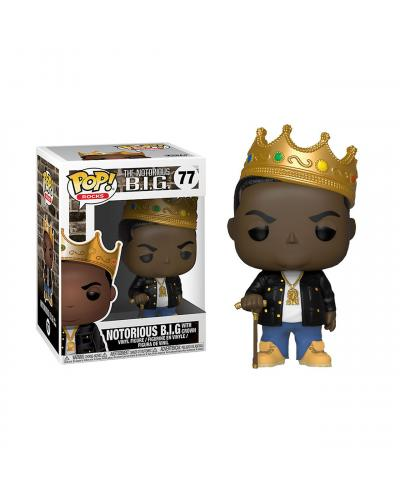 POP Rocks: Music: Notorious B.I.G. Crown