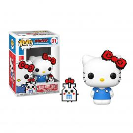 POP Hello Kitty Vinyl Figure 8bit