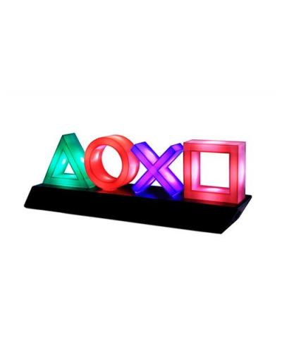 Playstation icons lighting - Playstation